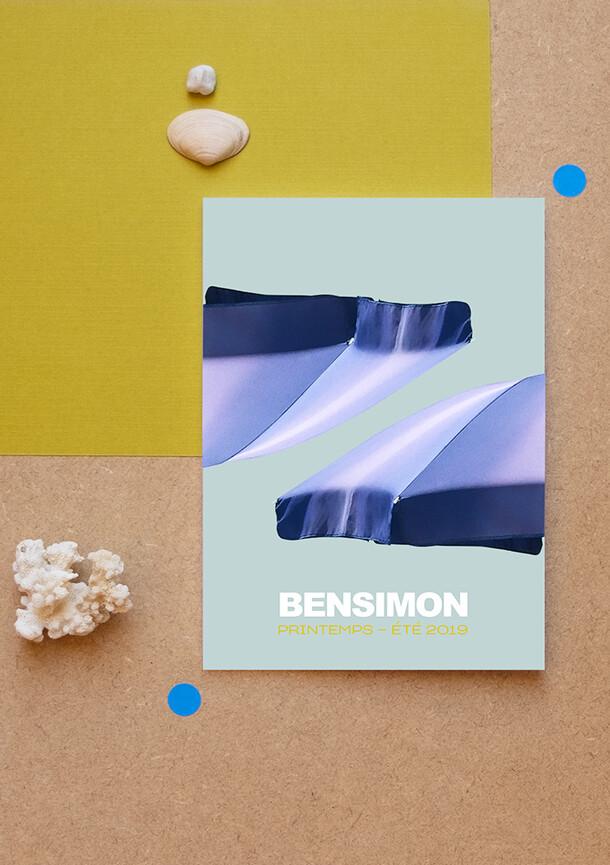 Bensimon Commercial Campaign - Spring / Summer 19