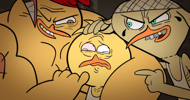 BIRDIE - Série d'animation