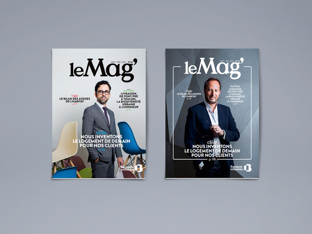 Bouygues Immobilier - Le Mag'
