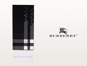 Burberry The Black Tea Packaging