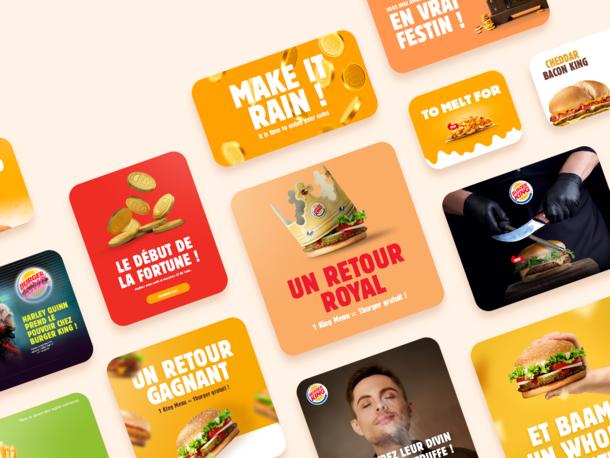 Burger King Campaigns