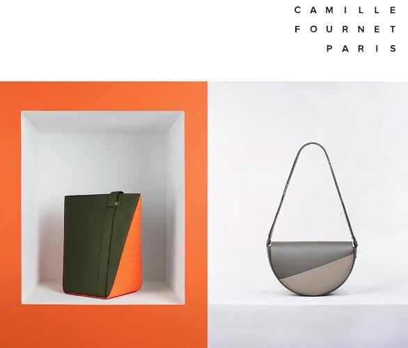 Camille Fournet Paris - Maroquinerie