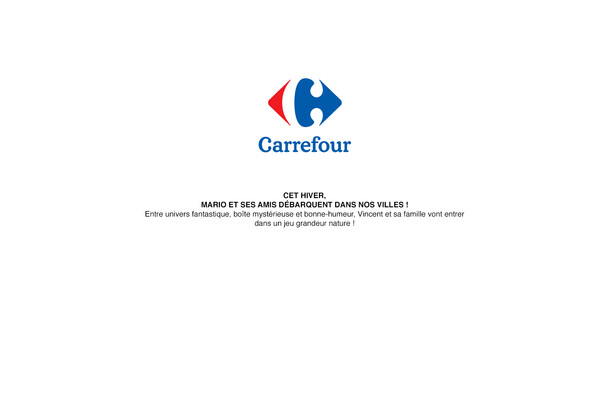 CARREFOUR -ACTIVATION 2
