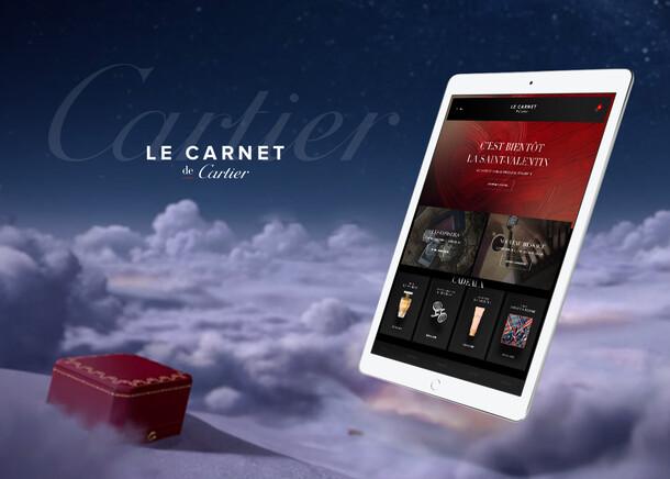 Cartier - Le carnet