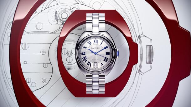 Cartier - Montre Clé
