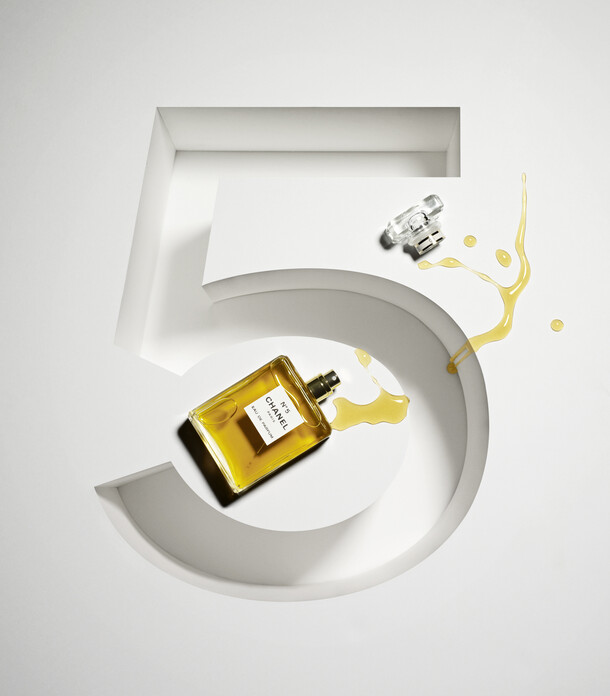 Chanel Perfume Still Life