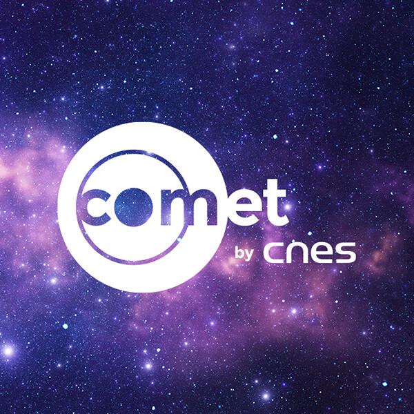 CNES - Comet : identity & UI
