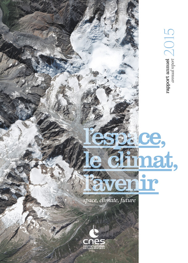 CNES - Rapport annuel 2015