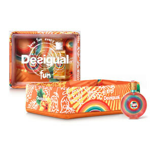 Gift Set Desigual Sea, Sex & Sun