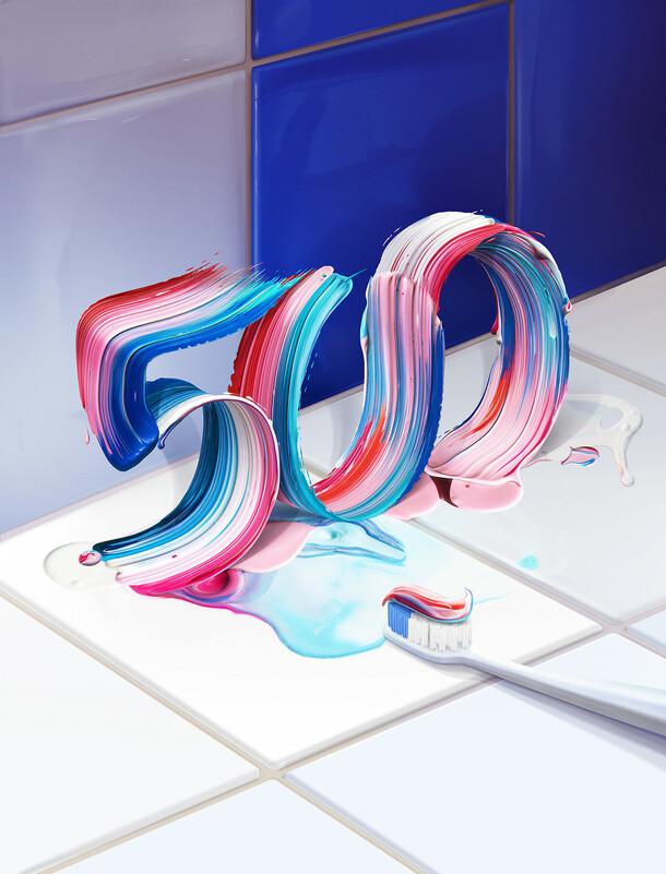 Couverture du Fortune 500