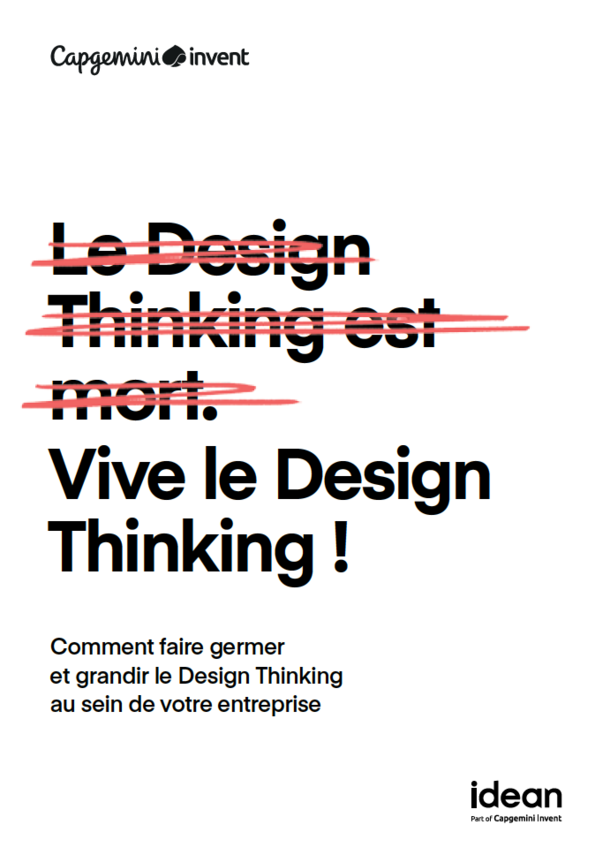 Design Thinking & Design System - the books