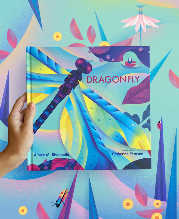Dragonfly - Picture Book