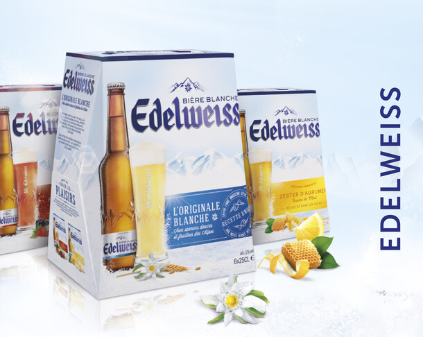 Edelweiss - Packaging