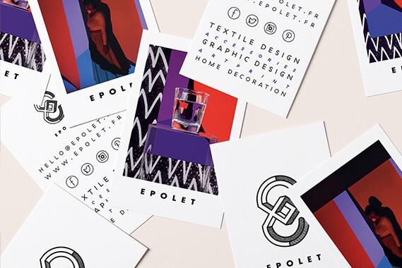 Epolet brand identity