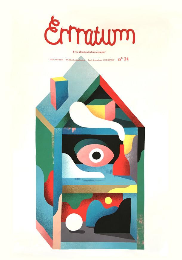 Cover's Errratum magazine