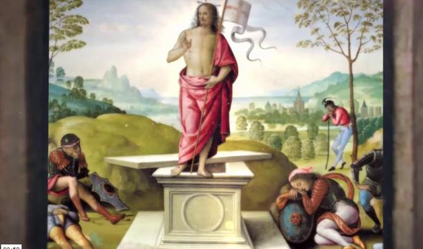 Expo le pérugin-Maître de Raphaël