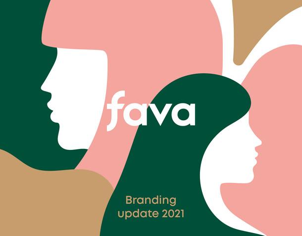 Fava / Feminine Branding Creation