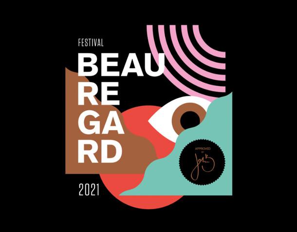 Festival Beauregard 2021 - Branding