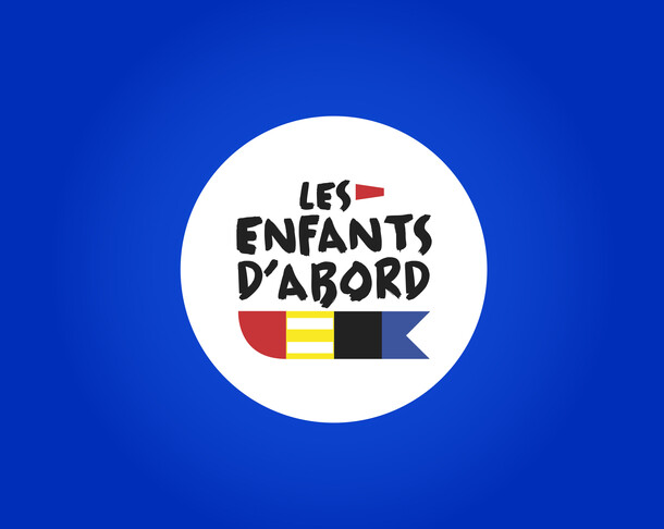 Festival Les Enfants d'Abord - Branding