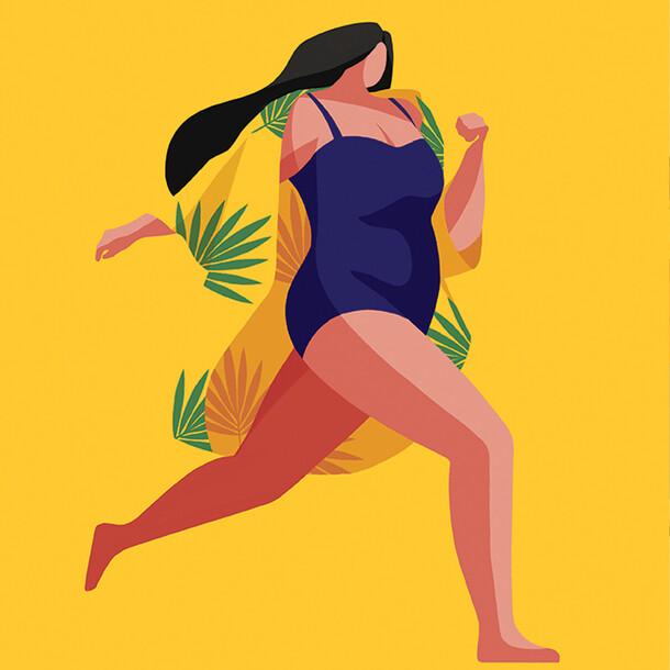 Summer girl #2
