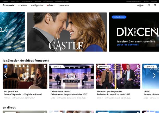 France.tv refonte
