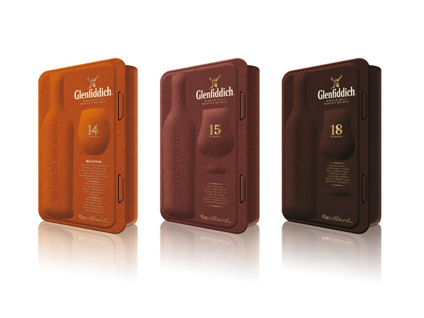 GLENFIDDICH - glass eco pack - Limited edition