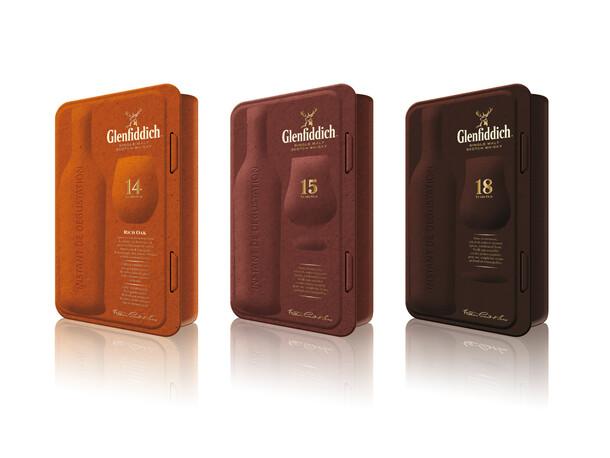 GLENFIDDICH - éco emballage et verre - Edition limitée