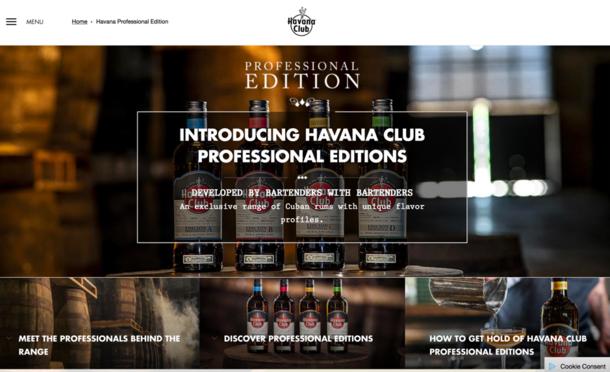 HAVANA CLUB PRO EDITION