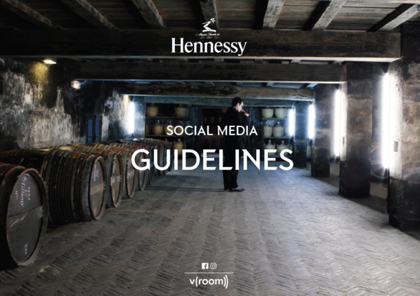 HENNESSY SOCIAL MEDIA GUIDELINES