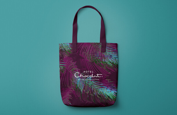 Hotel Chocolat - St Lucia Collection - Tote Bag