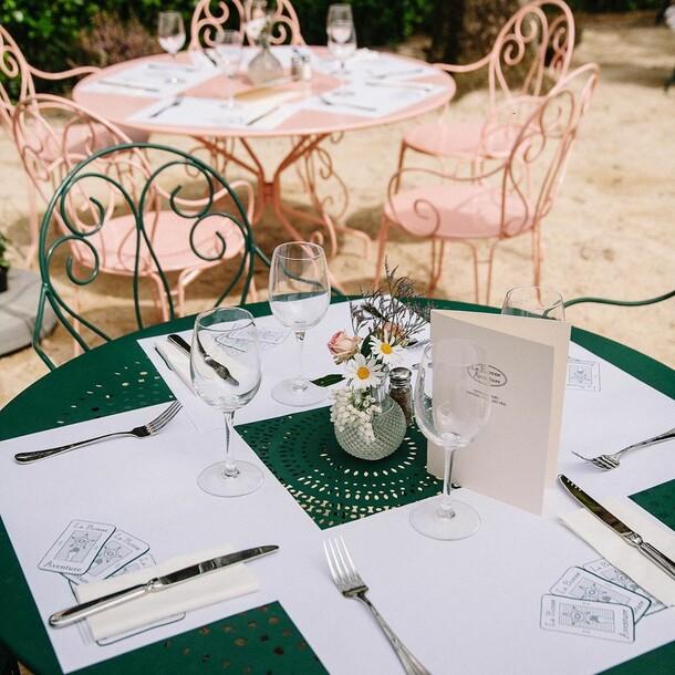 La Bonne Aventure (Christian Dior Garden)