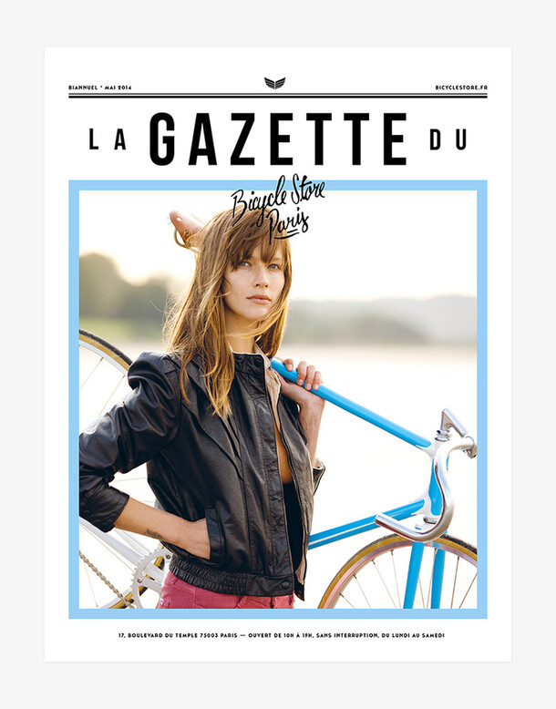La Gazette du Bicycle Store