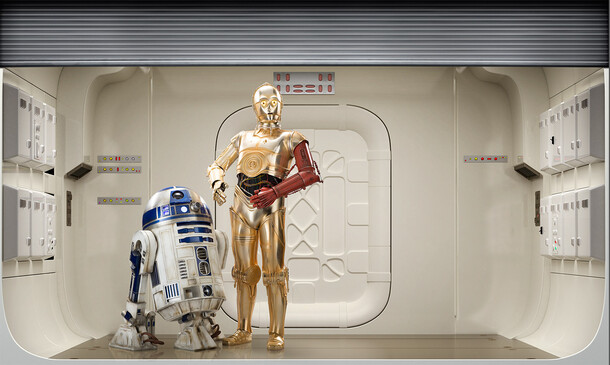 La Poste Star Wars