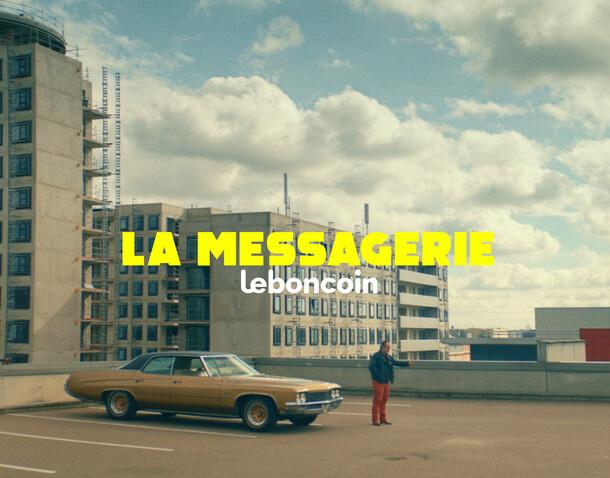 Leboncoin - La Messagerie