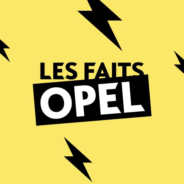 Les faits Opel : social media