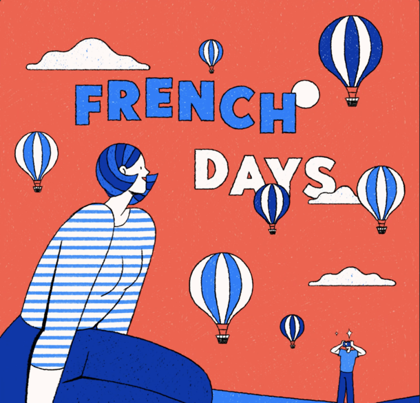 Les French Days - La Redoute
