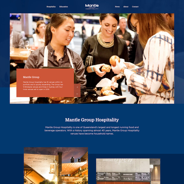 Mantle Group