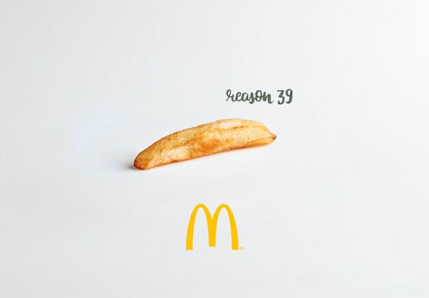 McDonald's frites