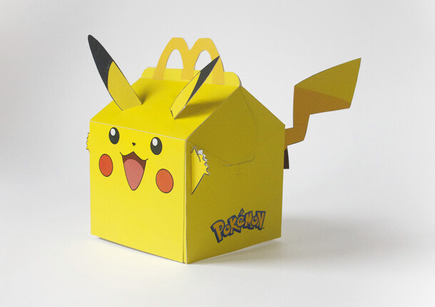 McDonalds Happy Meal Pack & goodies