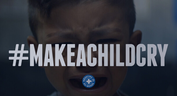 Médecins du Monde - Make A Child Cry