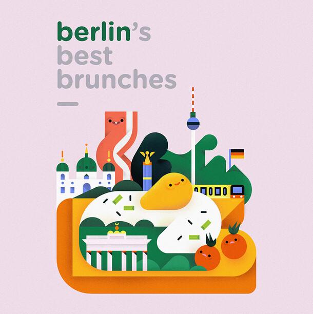 Meilleurs brunch de Berlin