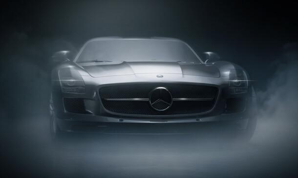 Mercedes CLC AMG