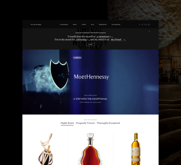 Möet Hennessy