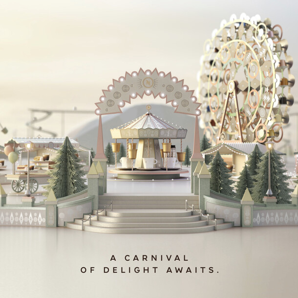 NESPRESSO - Rediscover the Holiday Joy