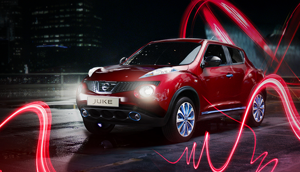 NISSAN - LIGHT GRAFF