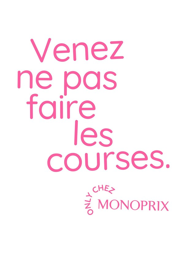 Only chez Monoprix