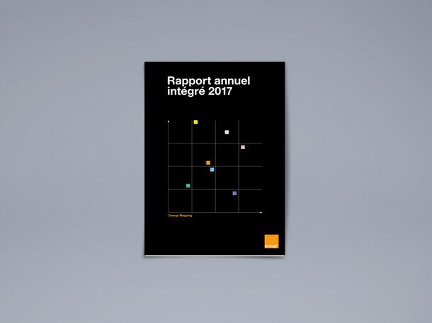 Orange - Rapport annuel intégré 2017