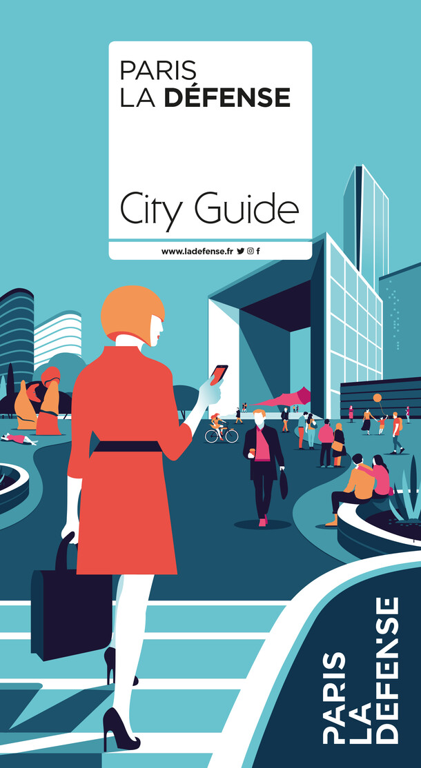 Paris La Défense - 2017 City Guide