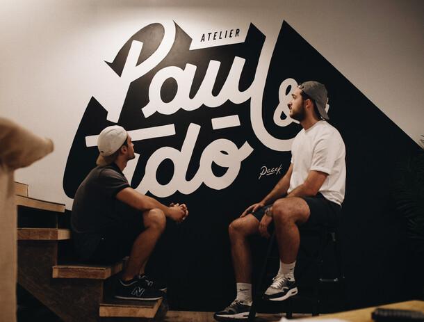Paul & Ludo