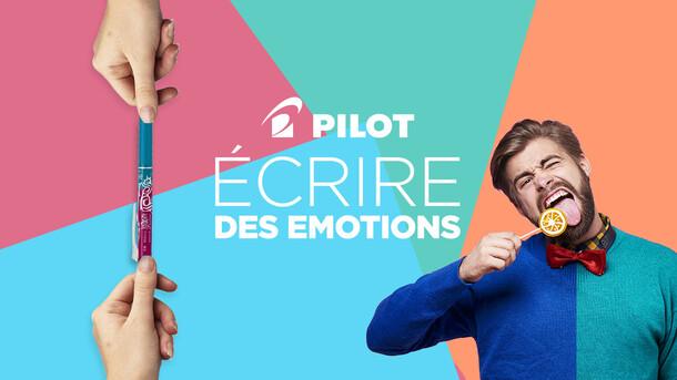 Pilote - Rebranding